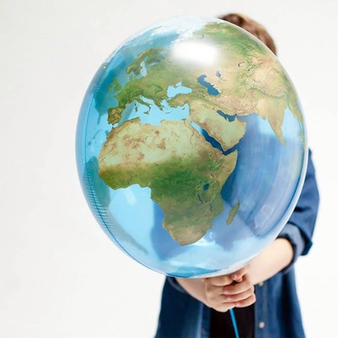 Il mondo dei palloncini