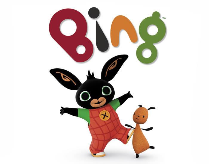 Bing il simpatico coniglietto nero