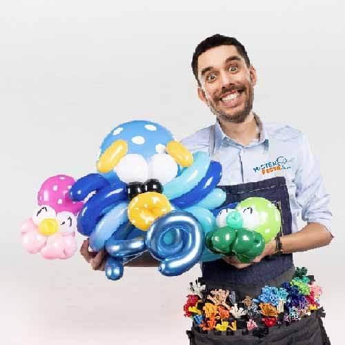 Attrezzature per palloncini