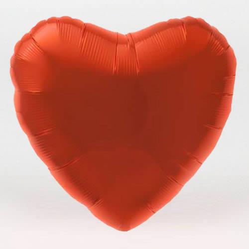 Palloncini cuore 43 cm