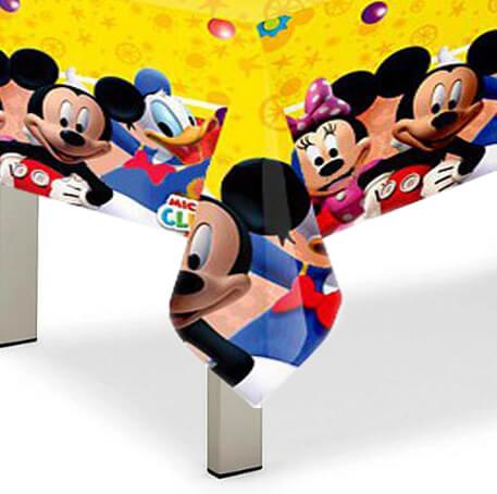 Tovaglia Topolino Clubhouse Disney 1 pezzo