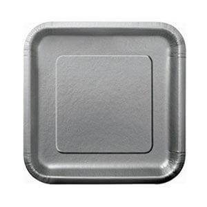 Piatti argento piccoli 16 pezzi