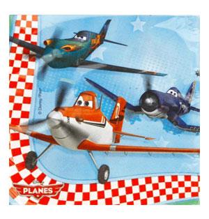 Tovaglioli Planes Disney 16 pezzi