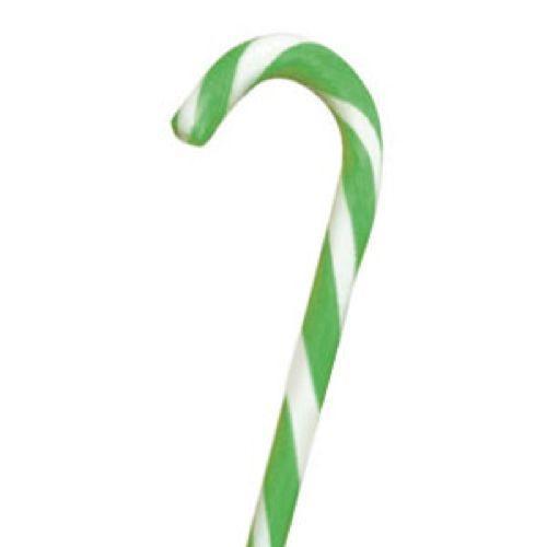 Candy cane verde e bianco 1 pezzo