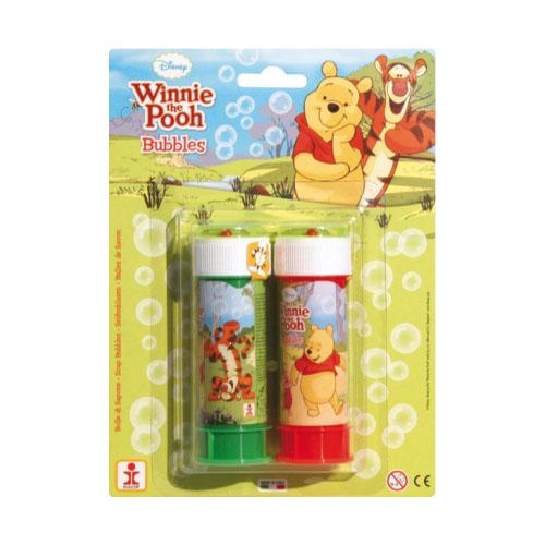 Winnie the Pooh bolle di sapone 2 pezzi