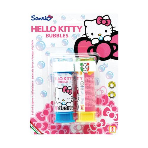 Hello Kitty bolle di sapone 2 pezzi