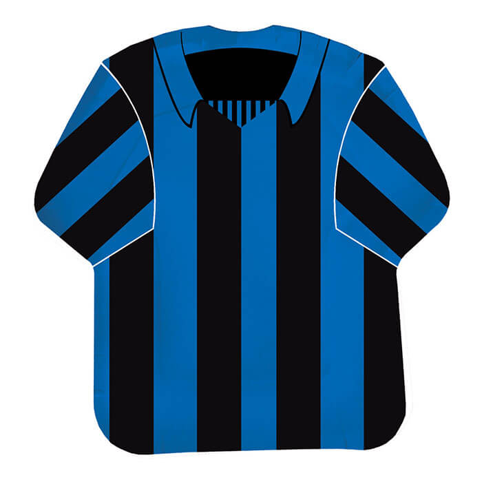 Piatti Inter maglietta 10 pezzi