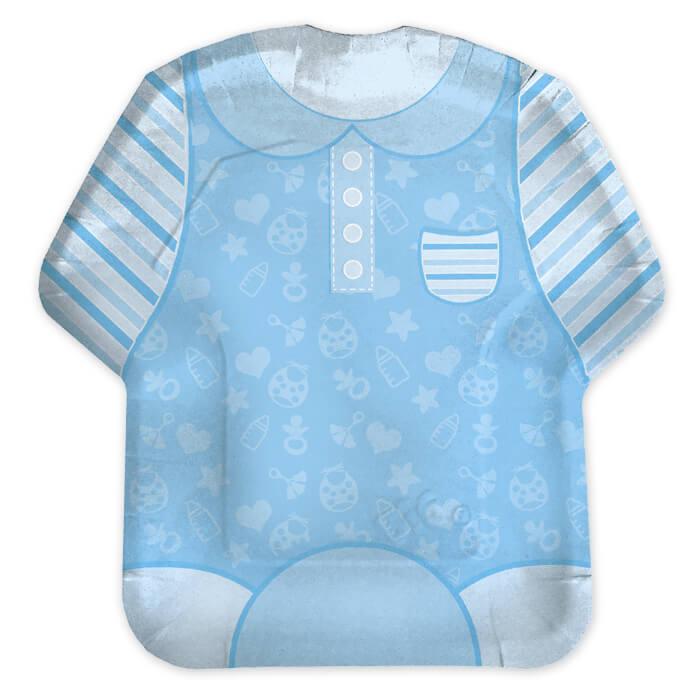 Piatti Bambino maglietta 8 pezzi