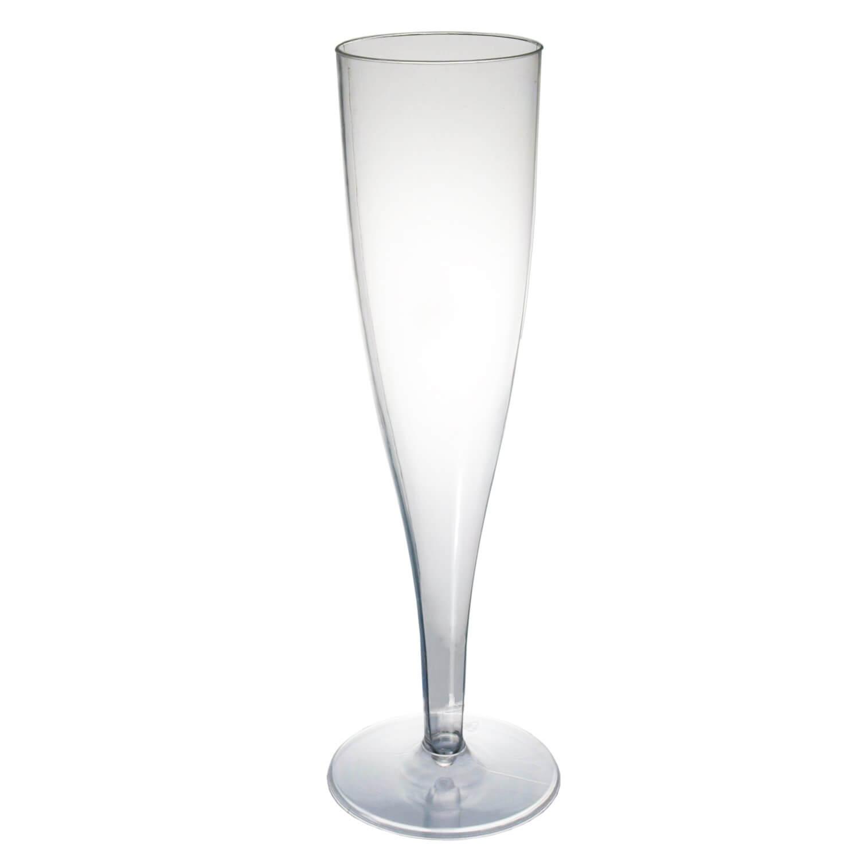 Flutes champagne 10 pezzi