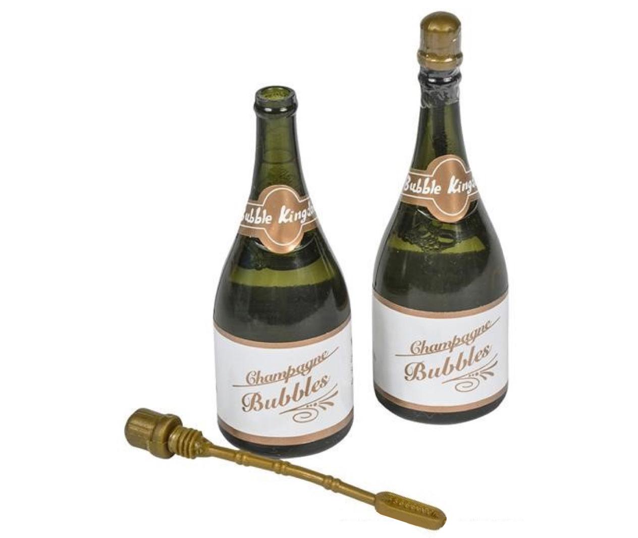 Champagne bolle di sapone 1 pezzo