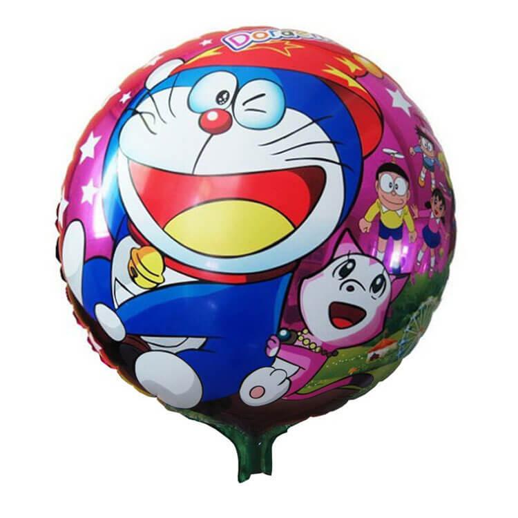 Palloncino Doraemon ritratto 45 cm 1 pezzo