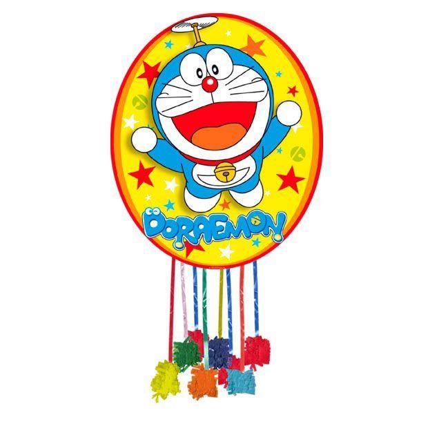 Pignatta Doraemon pull-out 1 pezzo