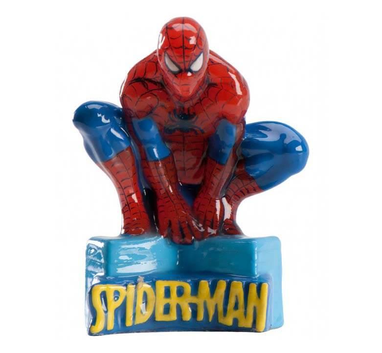 Candelina Spider-Man 1 pezzo