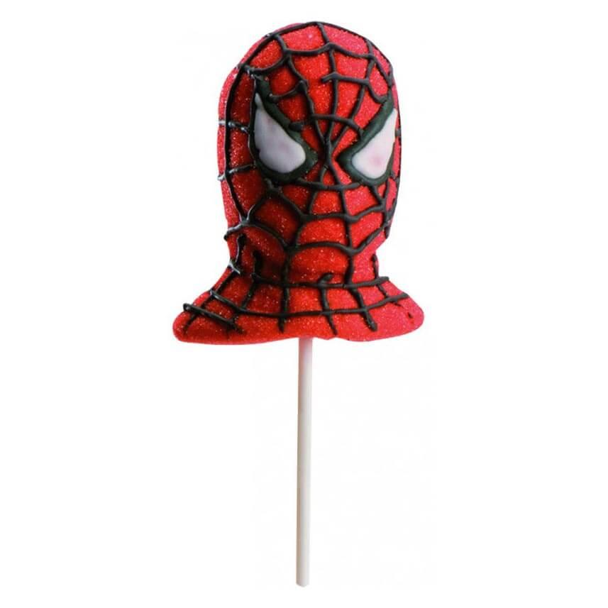 Lollipop e marshmallow Spider-Man 1 pezzo