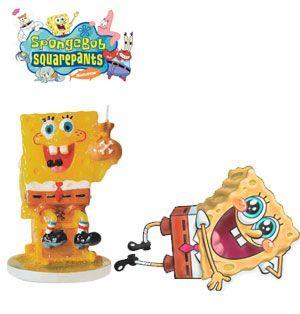 Candelina SpongeBob 1 pezzo