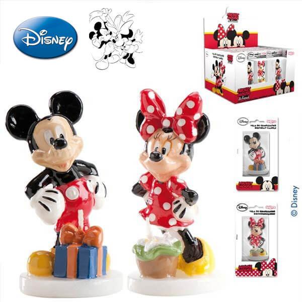 Candelina Minnie Disney 1 pezzo
