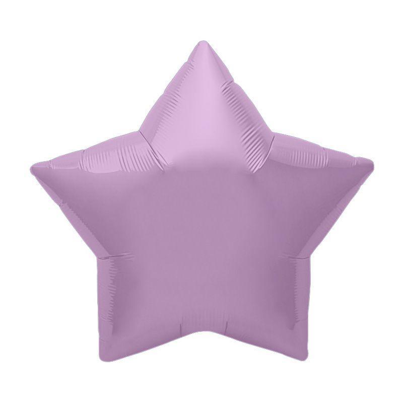 Palloncino stella lilla 56 cm 1 pezzo