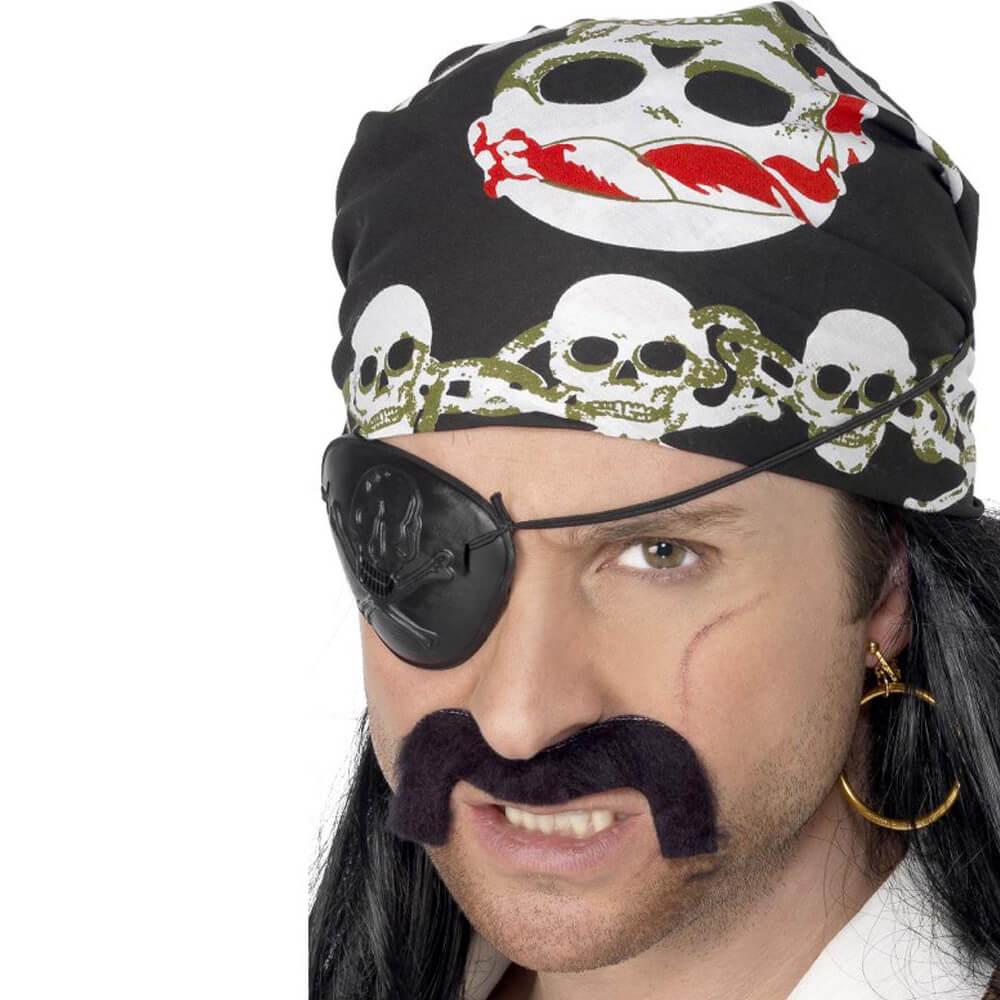 Bandana pirata 1 pezzo