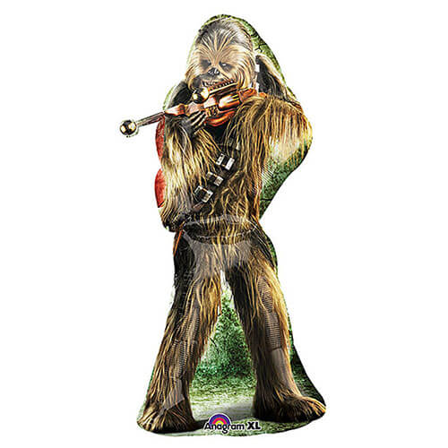 Palloncino Chewbacca Star Wars SuperShape 1 pezzo