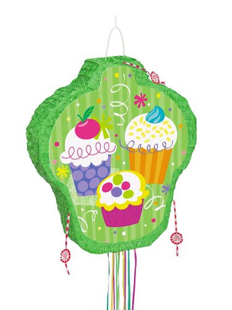 Pignatta dolci cupcake pull-out 1 pezzo