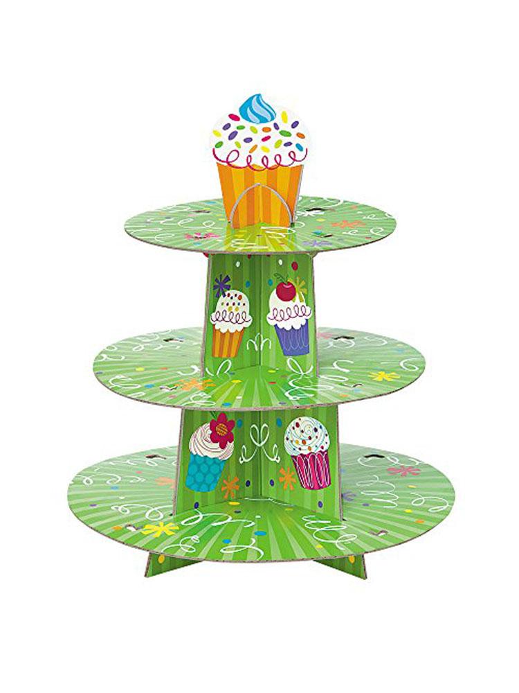 Alzata Cupcake 1 pezzo