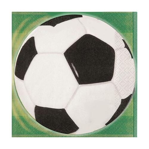 Tovaglioli campionato Calcio 16 pezzi
