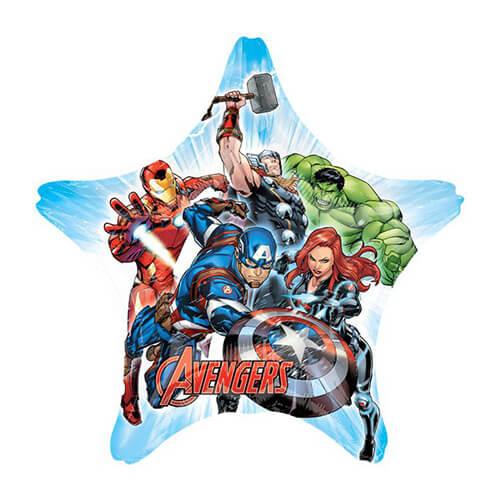 Palloncino Avengers JumboShape 1 pezzo