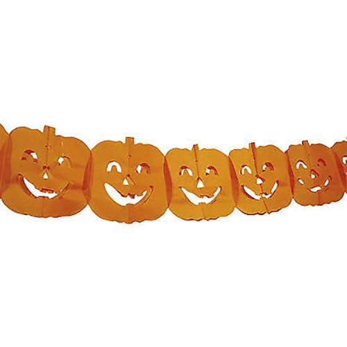 Ghirlanda zucche Halloween 1 pezzo