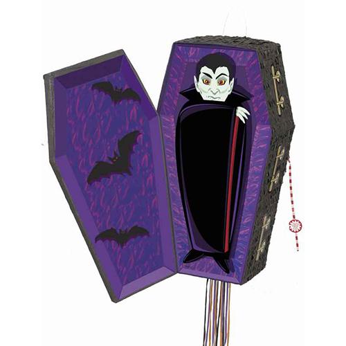 Pignatta bara con vampiro Halloween pull-out 1 pezzo