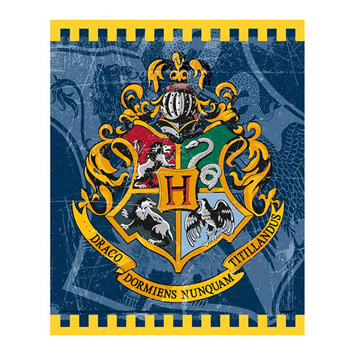 Bustine Harry Potter per regali fine festa 8 pezzi