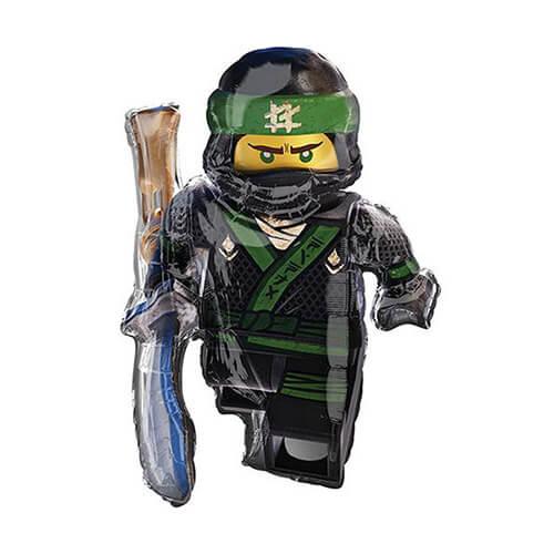 Palloncino Lego Ninjago SuperShape 1 pezzo