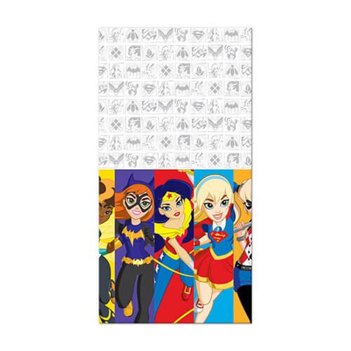 Tovaglia DC Super Hero Girls 1 pezzo