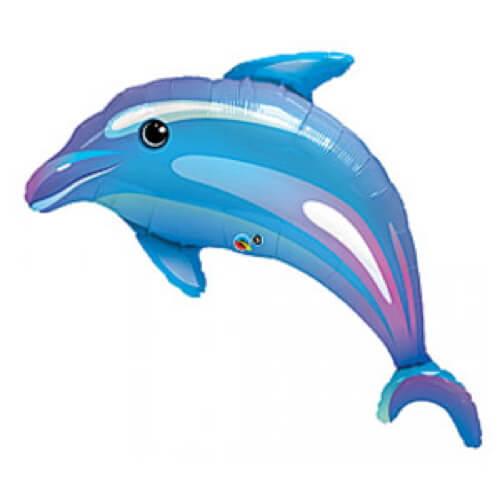 Palloncino delfino UltraShape 1 pezzo