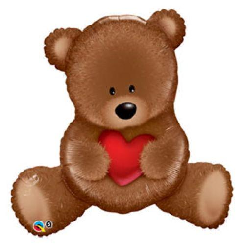 Palloncino orsetto amoroso UltraShape 1 pezzo