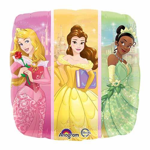 Palloncino Principesse Disney ritratto 45 cm 1 pezzo