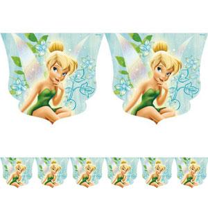 Bandierine Trilli Disney Fairies 1 pezzo