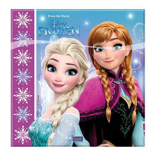 Tovaglioli Frozen Disney 20 pezzi