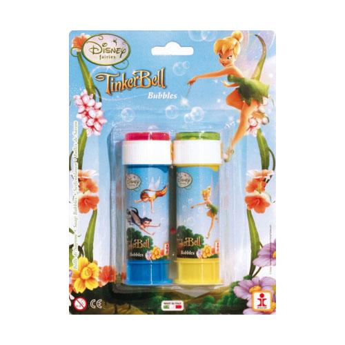 Trilli Disney Fairies bolle di sapone 2 pezzi