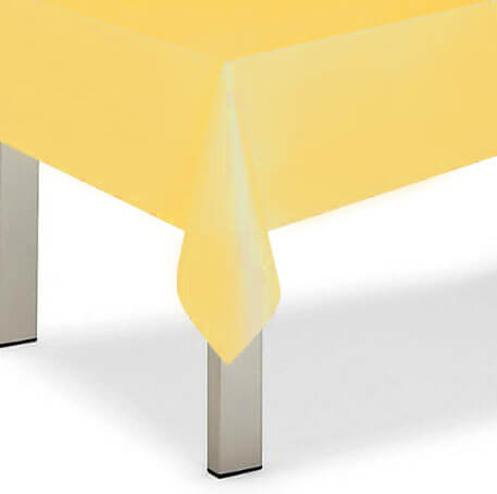 Tovaglia giallo 1 pezzo