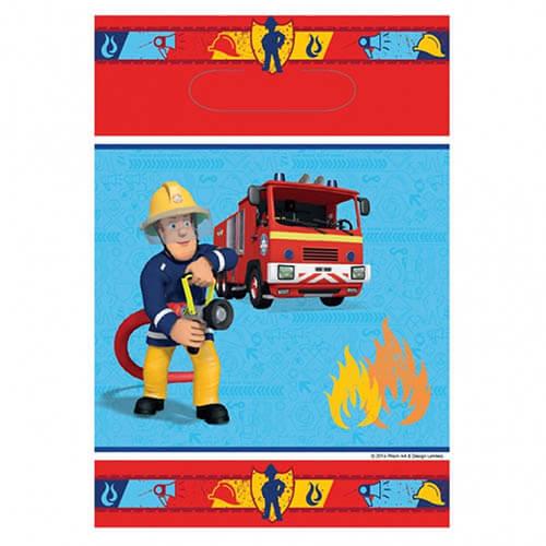 Tovaglia Sam il pompiere 1 pezzo