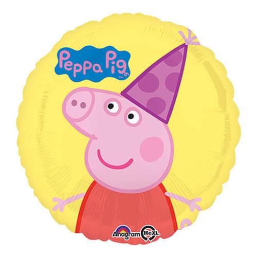Palloncino Peppa Pig 45 cm 1 pezzo