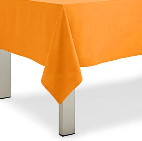 Tovaglia arancione 1 pezzo