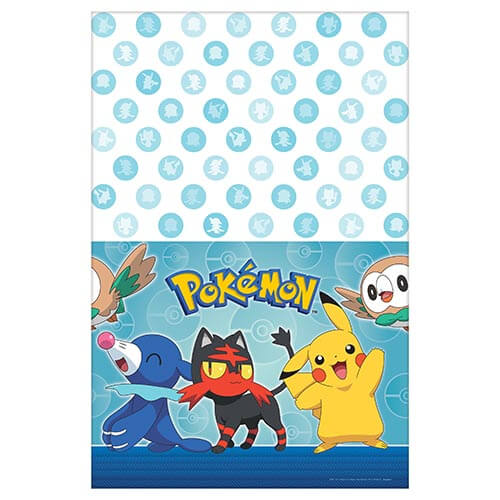 Tovaglia Pokémon 1 pezzo