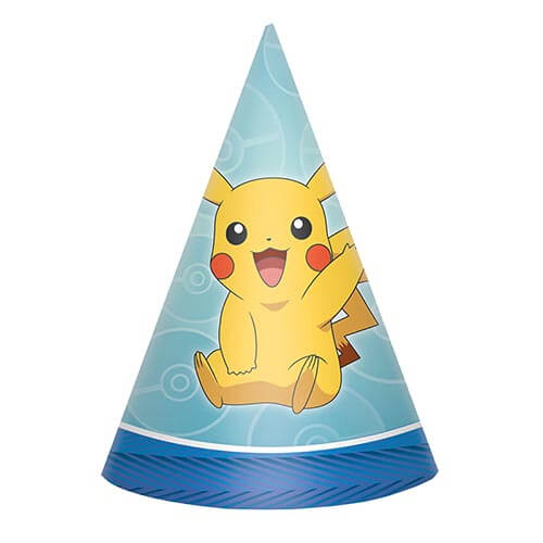 Cappellini Pokémon 8 pezzi