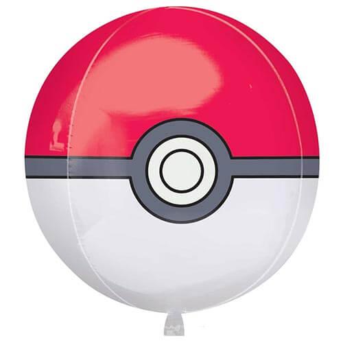Palloncino sfera Pokemon Orbz 1 pezzo