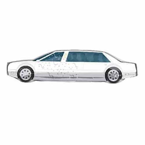 Palloncino Limousine SuperShape 1 pezzo