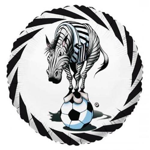 Palloncino Juventus Zebrotta Bianconero 45 cm 1 pezzo