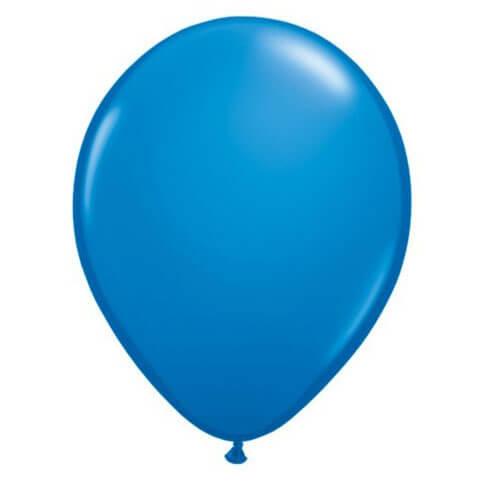 Palloncini blu lattice 30 cm 20 pezzi