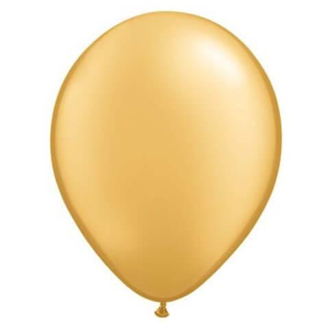 Palloncini oro lattice 30 cm 20 pezzi