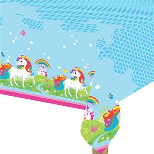 Tovaglia Unicorno Arcobaleno 1 pezzo